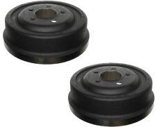 Set 2 Rear Brake Drums 5 Lug L & R for Chrysler Dodge Plymouth