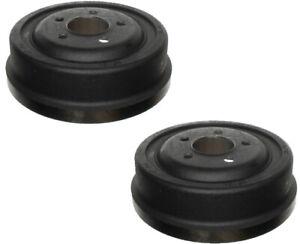 2 Rear Brake Drums 5 Lug L & R for Chrysler Dodge Plymouth