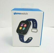 Gizmowatch Gizmo Watch Smartwatch Verizon Wireless - Black With Blue Band