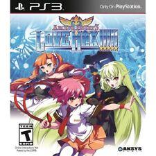 Arcana Heart 3: Love Max (Sony PlayStation 3, 2014)M