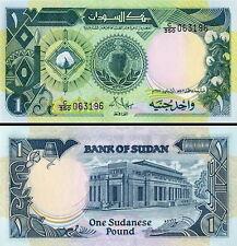 SUDA N - 1 pound 1987 FDS - UNC
