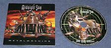 2001 METAL ~ MIDNIGHT SUN ~ Metal Machine ~ RARE PROMO ~ PROMOTIONAL CD