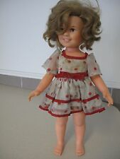 """Shirley Temple Doll Ideal Toy Corp 1972 vintage 16"""" tall"""