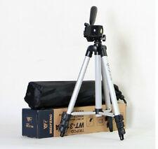 Foldable Al Alloy Tripod WT-3110A Flexiable for FPV Monitor Digital Camera l