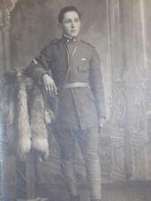 WW1 MILITARE REGIO ESERCITO PRIMA GUERRA MONDIALE MITRAGLIERE BRESCIA ftg1