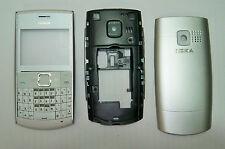 White fascia housing cover facia faceplate case for Nokia x2-01