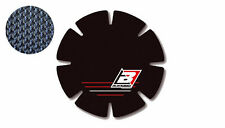 BLACKBIRD HONDA CRF 250 2014 2015 ADESIVO PROTEZIONE CARTER FRIZIONE NERO BLACK
