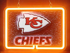 Kansas City Chiefs Neon Light Sign