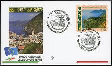 2013 - ITALIA - BUSTA PRIMO GIORNO FDC FILAGRANO PARCHI E RISERVE - 3 BUSTE