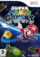 Wii - Super Mario Galaxy (Wii) - Pristine - Same Day Dispatch - FAST DELIVERY
