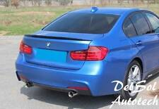 Painted BMW F30 3 Series 328 328i 335i 335 i 4 dr sedan M M3 style Trunk Spoiler