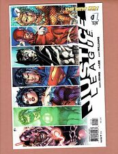 Justice League 1 8th Print HTF Hot New 52 Variant Hot High Grade Batman RARE