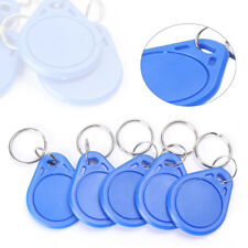 5PC RFID IC Keyfobs Key Tags Token NFC TAG Keychains 13.56 MHz for Arduino New