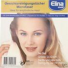 Microfaser Gesichtsreinigungstücher 3 er Set  Pflege Reinigung  Gesicht Tücher