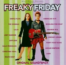 Freaky Friday (2003) Lindsay Lohan, Simple Plan, American Hi-Fi..  [CD]