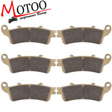 Motorcycle Brake Pads For  HONDA GL1800 Goldwing all model 2001-2017