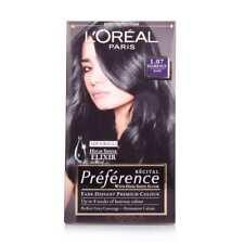 L'Oreal Paris Preference Infinia 1.07 Florence Black Hair Dye