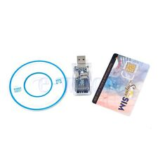 USB 16 in 1 Super SIM Card Reader Writer Cloner Edit Copy Backup GSM CDMA Kit TW