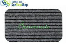 Tapis MOQUETTE GRIS, 40x60 cm, tapis pour Contribution Maison,Broderie Bienvenue