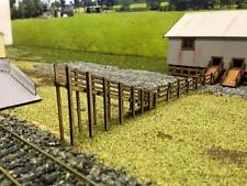 HO scale Sheep race with second level wagon ramp KIT
