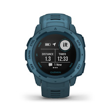 GARMIN Outdoor Smartwatch Instinct petrol blue - blau 010-02064-04