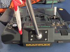 Multiplex Fernsteuer-Sender Profi mc3030 + Empfänger Graupner C17