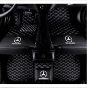 For Mercedes-Benz C204 W202 W203 W204 W205 C250 C300 C350 C45 C55 Car Floor Mats