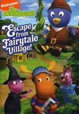 The Backyardigans - The Backyardigans: Escape From Fairytale Village [New DVD] F