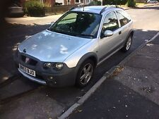 Rover 25 zr streetwise breaking for spares mbb silver
