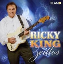 RICKY KING intemporel (2015) CD NEUF & neuf dans sa boîte
