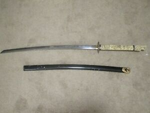 Marto Highlander official sword katana Duncan Macleod (2 dings in blade)