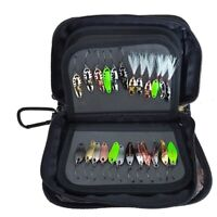 Bag Fishing Lure Sequins Spoon Tackle Bait Portable Pouch Multi Purpose Spinner