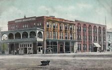 HOT SPRINGS , Arkansas , 1910 ; Great Northern Hotel