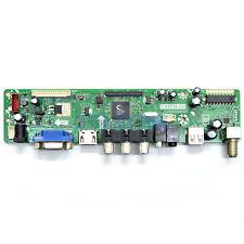 V29 (TSUMV29LU) LCD Controller Driver Board TV HDMI+AV+VGA+Audio NTSC System DIY