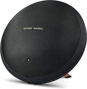 Harman Kardon ONYX Studio 2 Black Audiophile Portable Bluetooth Speaker VGC UK