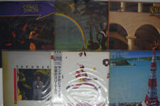 MASAYOSHI TAKANAKA Lot of 9 titles JAPAN OBI VINYL 9LP