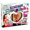 Make Your Own Scrapbook Childrens Girls Scrap-booking Book Kit Photo Album Set 8
