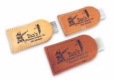 3 piece set Dan's Arkansas Soft Hard Translucent Pocket Knife Sharpening Stones