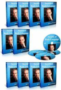 Body Language & Secrets of Non Verbal Communication & Persuasion Robert Phipps
