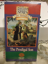 Animated Stories From NewTestament Bible The Prodigal Son Vhs*NEW SEALED!* NEST
