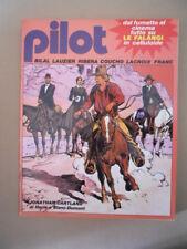 PILOT Rivista Fumetti n°12 1983 Christin Bilal - Ribera Lacroix [D9]