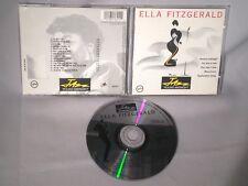 CD ELLA FITZGERALD Jazz Round Midnight (1991, VERVE) NEAR MINT