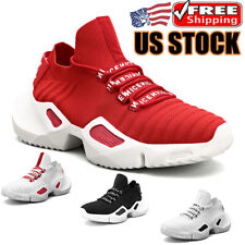 Men's Athletic Fashion Running Shoes Sneakers Jogging Breathable Tennis Sports