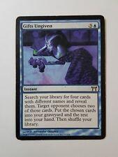 Gifts Ungiven - Champions of Kamigawa (Magic/mtg) - Rare