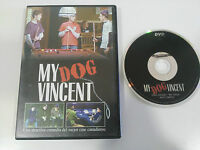 MY DOG VINCENT DVD REGION 2 COMEDIA CANADIENSE ESPAÑOL ENGLISH
