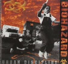 Biohazard Urban discipline (1992)  [CD]