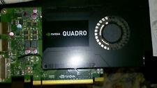 Carte graphique PNY NVIDIA QUADRO K2000 2 Go GDDR5 PCI-e x16 DVI DisplayPort