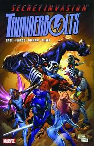 Secret Invasion Thunderbolts. TRADE PAPERBACK. MARVEL COMICS.