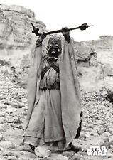 Star Wars A New Hope Black & White BASE Card #26 / THE TUSKEN RAIDER
