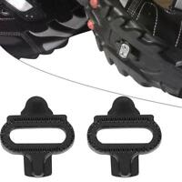Cycling Bicycle Bike Self-locking Compatible Pedal Cleat Set For Shimano MTB SPD